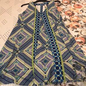 Pretty, colorful, dress
